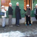 Breaking Ground on Marshfield Commons