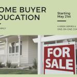 Homebuyer Education Starting May 21, 2015