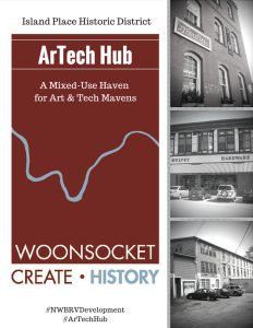 ArtTech Hub on Main Street