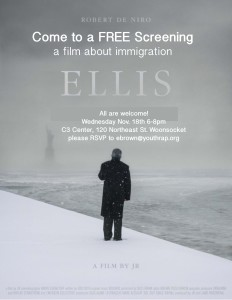 ellis film screening