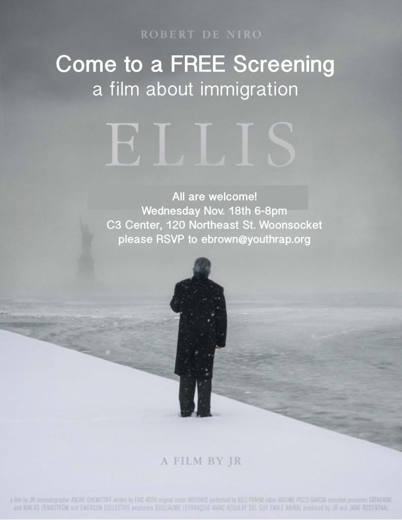ellis film screening