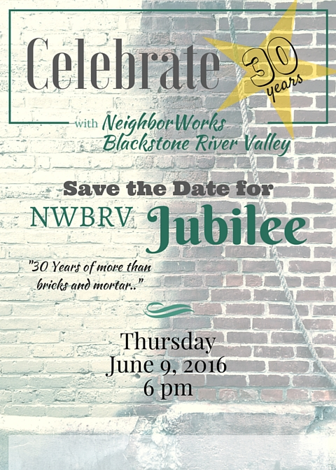 NWBRV Jubilee | Celebrate 30 Amazing Years @ The Residences at Market Square | Woonsocket | Rhode Island | United States