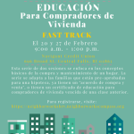 Fast Track to Homeownership – En Español (Session 1 and 2)