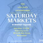 Saturday Markets Coming This Summer!