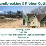 Groundbreaking & Ribbon Cutting – Greenridge