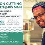Ribbon Cutting – Kitchen Incubator @ 40 S. Main