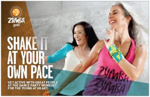 Zumba Gold Fitness Class @ 40 South Main Street, Woonsocket | Woonsocket | Rhode Island | United States