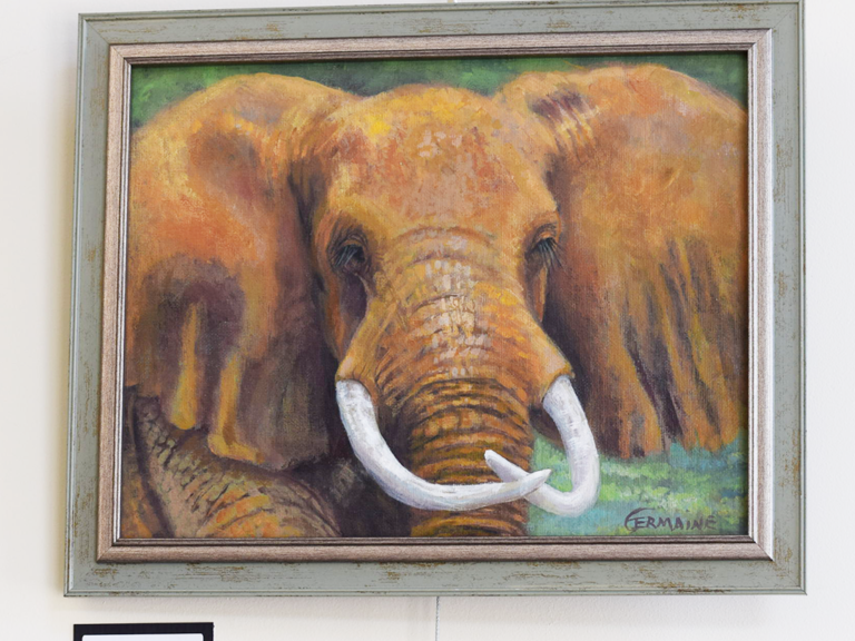 Elephant – Germaine Gerie