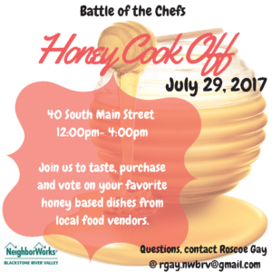 Battle of the Chefs - Honey Cook Off @ Woonsocket | Rhode Island | United States