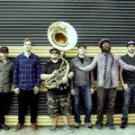 Lowdown Brass Band @ Levitt AMP Woonsocket Music Series