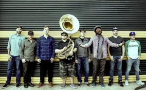 Lowdown Brass Band @ Levitt AMP Woonsocket Music Series @ River Island Art Park   Woonsocket   Rhode Island   United States