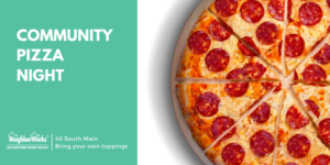 Community Pizza Night @ Millrace Kitchen